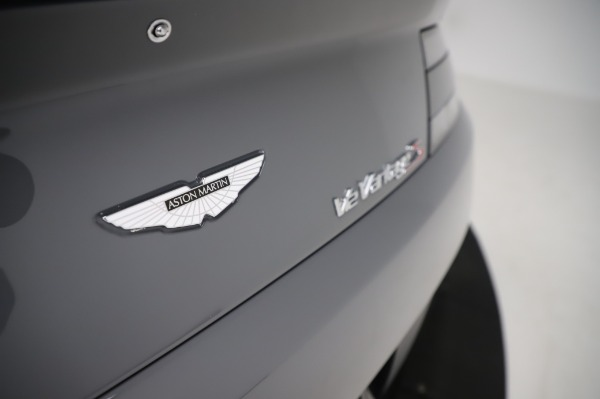 Used 2017 Aston Martin V12 Vantage S for sale $185,900 at Alfa Romeo of Greenwich in Greenwich CT 06830 24