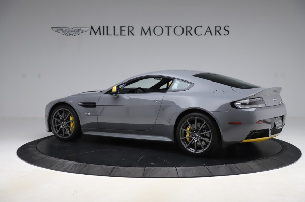 Used 2017 Aston Martin V12 Vantage S for sale $185,900 at Alfa Romeo of Greenwich in Greenwich CT 06830 3