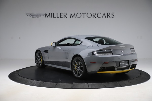 Used 2017 Aston Martin V12 Vantage S for sale $185,900 at Alfa Romeo of Greenwich in Greenwich CT 06830 4