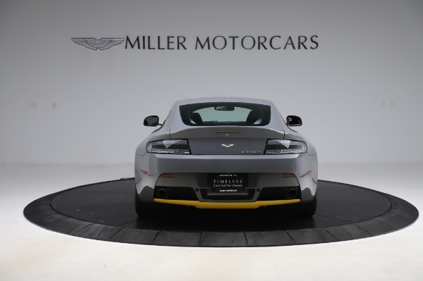 Used 2017 Aston Martin V12 Vantage S for sale $185,900 at Alfa Romeo of Greenwich in Greenwich CT 06830 5