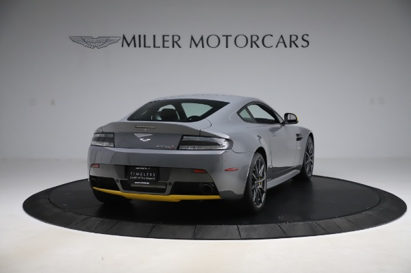 Used 2017 Aston Martin V12 Vantage S for sale $185,900 at Alfa Romeo of Greenwich in Greenwich CT 06830 6