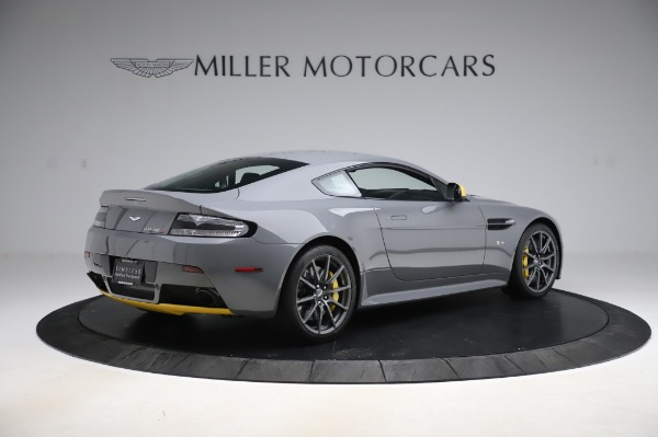 Used 2017 Aston Martin V12 Vantage S for sale $185,900 at Alfa Romeo of Greenwich in Greenwich CT 06830 7