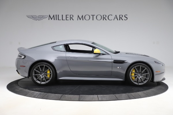 Used 2017 Aston Martin V12 Vantage S for sale $185,900 at Alfa Romeo of Greenwich in Greenwich CT 06830 8