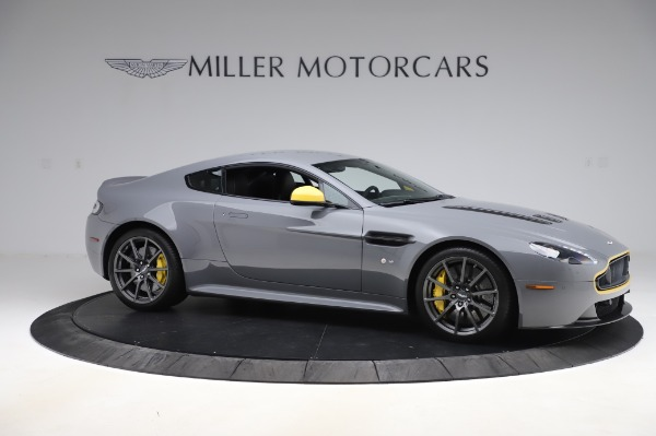 Used 2017 Aston Martin V12 Vantage S for sale $185,900 at Alfa Romeo of Greenwich in Greenwich CT 06830 9