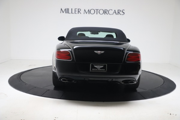 Used 2014 Bentley Continental GTC V8 S for sale $109,900 at Alfa Romeo of Greenwich in Greenwich CT 06830 15