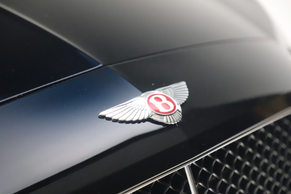 Used 2014 Bentley Continental GTC V8 S for sale $109,900 at Alfa Romeo of Greenwich in Greenwich CT 06830 21