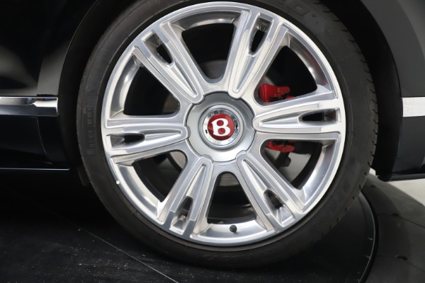 Used 2014 Bentley Continental GTC V8 S for sale $109,900 at Alfa Romeo of Greenwich in Greenwich CT 06830 22