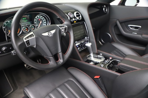 Used 2014 Bentley Continental GT V8 S for sale $109,900 at Alfa Romeo of Greenwich in Greenwich CT 06830 24