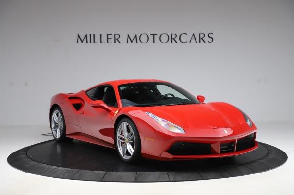 Used 2017 Ferrari 488 GTB for sale $239,900 at Alfa Romeo of Greenwich in Greenwich CT 06830 11