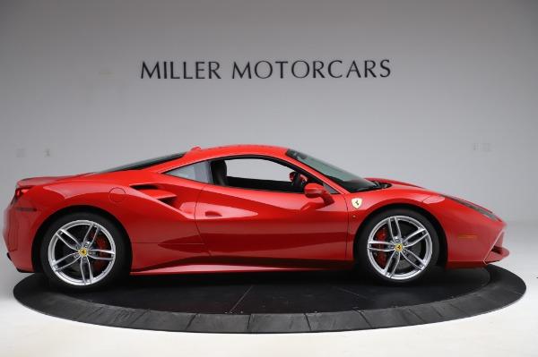 Used 2017 Ferrari 488 GTB for sale $239,900 at Alfa Romeo of Greenwich in Greenwich CT 06830 9