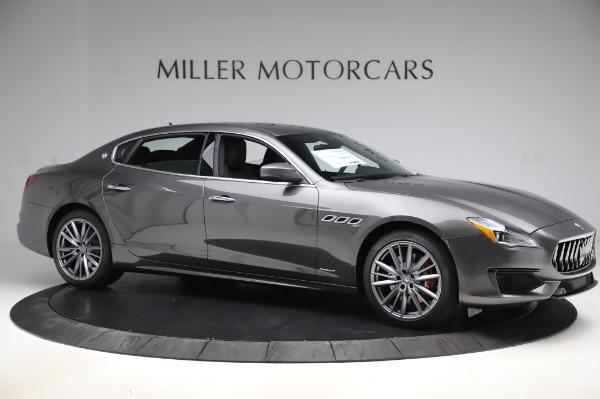 New 2020 Maserati Quattroporte S Q4 GranSport for sale $125,085 at Alfa Romeo of Greenwich in Greenwich CT 06830 10