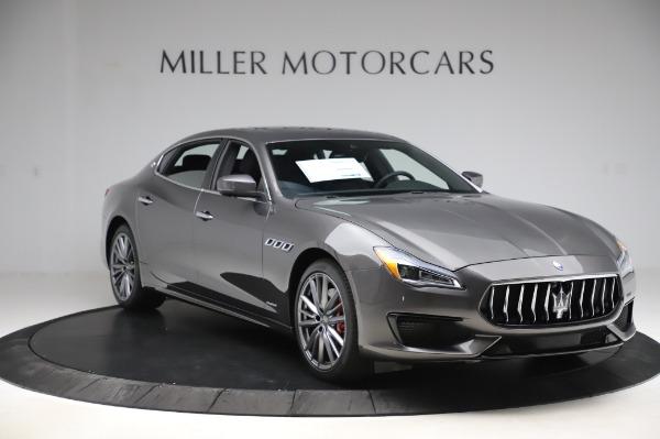 New 2020 Maserati Quattroporte S Q4 GranSport for sale $125,085 at Alfa Romeo of Greenwich in Greenwich CT 06830 11