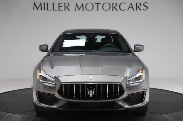 New 2020 Maserati Quattroporte S Q4 GranSport for sale $125,085 at Alfa Romeo of Greenwich in Greenwich CT 06830 12
