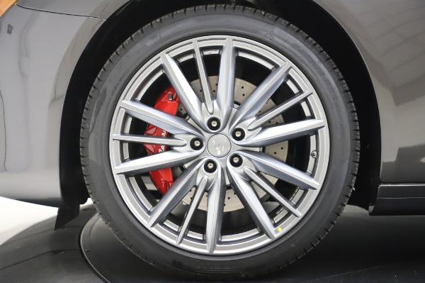 New 2020 Maserati Quattroporte S Q4 GranSport for sale $125,085 at Alfa Romeo of Greenwich in Greenwich CT 06830 13