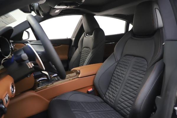 New 2020 Maserati Quattroporte S Q4 GranSport for sale $125,085 at Alfa Romeo of Greenwich in Greenwich CT 06830 14