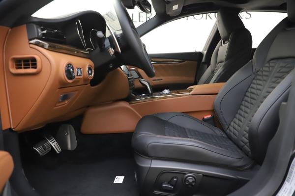 New 2020 Maserati Quattroporte S Q4 GranSport for sale $125,085 at Alfa Romeo of Greenwich in Greenwich CT 06830 15
