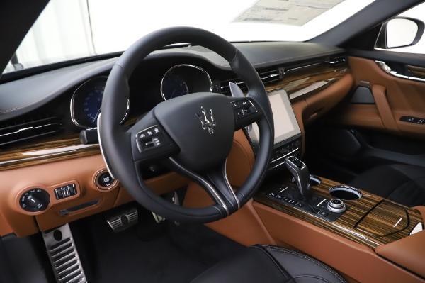 New 2020 Maserati Quattroporte S Q4 GranSport for sale $125,085 at Alfa Romeo of Greenwich in Greenwich CT 06830 16