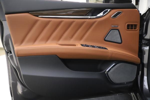 New 2020 Maserati Quattroporte S Q4 GranSport for sale $125,085 at Alfa Romeo of Greenwich in Greenwich CT 06830 17