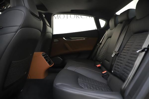 New 2020 Maserati Quattroporte S Q4 GranSport for sale $125,085 at Alfa Romeo of Greenwich in Greenwich CT 06830 19