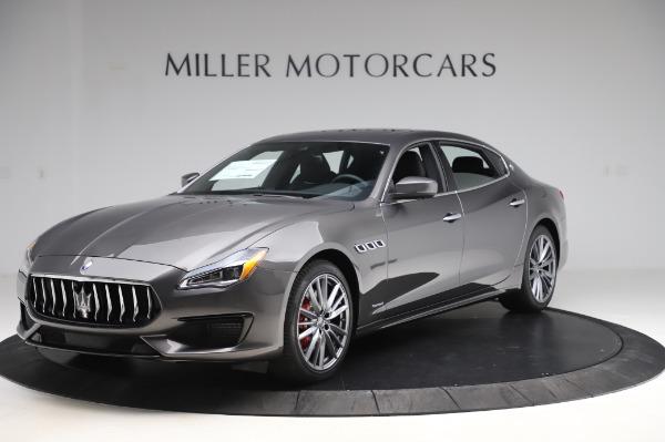 New 2020 Maserati Quattroporte S Q4 GranSport for sale $125,085 at Alfa Romeo of Greenwich in Greenwich CT 06830 2