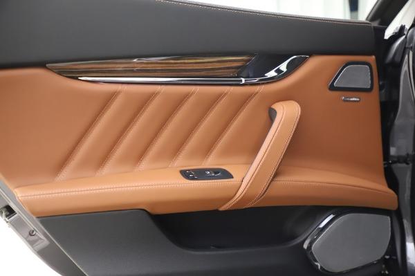 New 2020 Maserati Quattroporte S Q4 GranSport for sale $125,085 at Alfa Romeo of Greenwich in Greenwich CT 06830 21