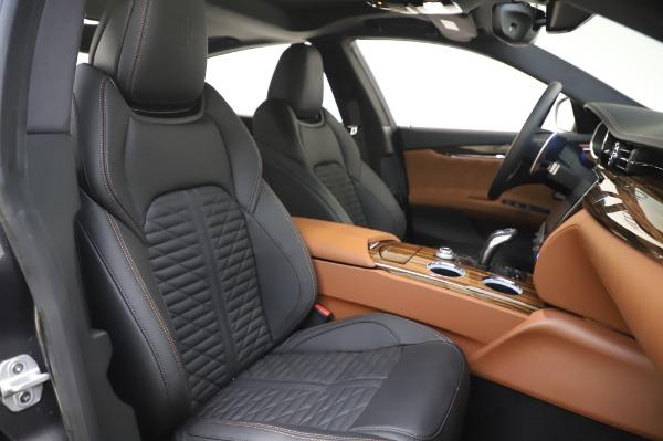 New 2020 Maserati Quattroporte S Q4 GranSport for sale $125,085 at Alfa Romeo of Greenwich in Greenwich CT 06830 22
