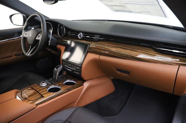 New 2020 Maserati Quattroporte S Q4 GranSport for sale $125,085 at Alfa Romeo of Greenwich in Greenwich CT 06830 24