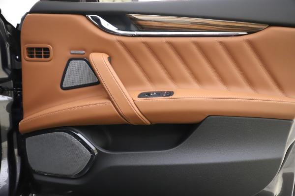 New 2020 Maserati Quattroporte S Q4 GranSport for sale $125,085 at Alfa Romeo of Greenwich in Greenwich CT 06830 25