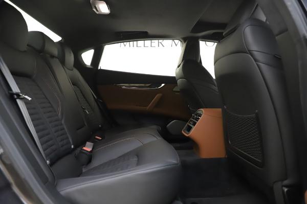New 2020 Maserati Quattroporte S Q4 GranSport for sale $125,085 at Alfa Romeo of Greenwich in Greenwich CT 06830 28