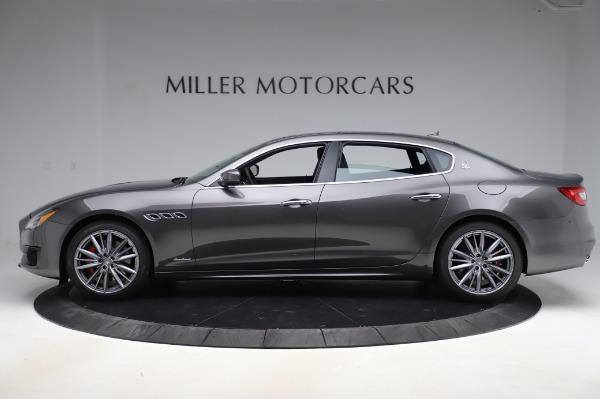 New 2020 Maserati Quattroporte S Q4 GranSport for sale $125,085 at Alfa Romeo of Greenwich in Greenwich CT 06830 3