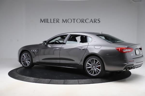 New 2020 Maserati Quattroporte S Q4 GranSport for sale $125,085 at Alfa Romeo of Greenwich in Greenwich CT 06830 4