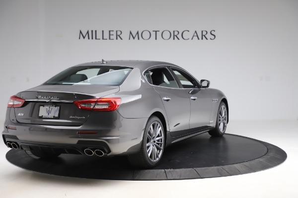 New 2020 Maserati Quattroporte S Q4 GranSport for sale $125,085 at Alfa Romeo of Greenwich in Greenwich CT 06830 7