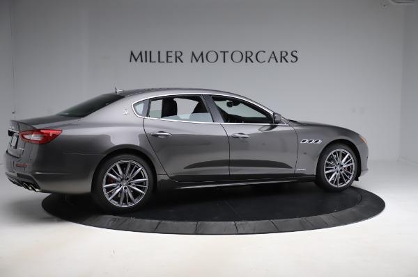 New 2020 Maserati Quattroporte S Q4 GranSport for sale $125,085 at Alfa Romeo of Greenwich in Greenwich CT 06830 8