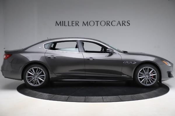 New 2020 Maserati Quattroporte S Q4 GranSport for sale $125,085 at Alfa Romeo of Greenwich in Greenwich CT 06830 9
