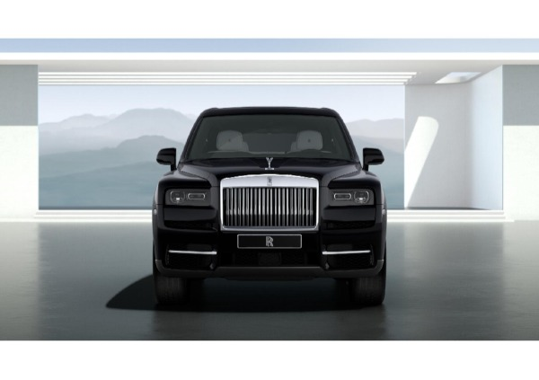 New 2021 Rolls-Royce Cullinan for sale $376,075 at Alfa Romeo of Greenwich in Greenwich CT 06830 2