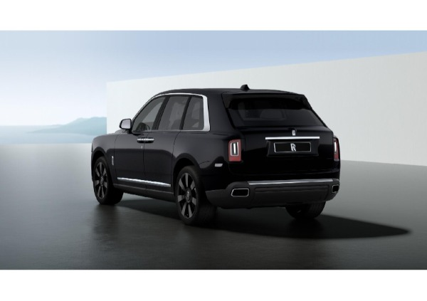 2021 Rolls-Royce Cullinan for sale Sold at Alfa Romeo of Greenwich in Greenwich CT 06830 3