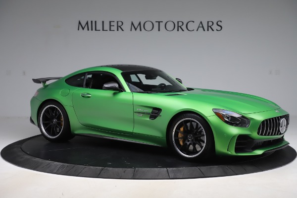 Used 2019 Mercedes-Benz AMG GT R for sale $155,900 at Alfa Romeo of Greenwich in Greenwich CT 06830 10