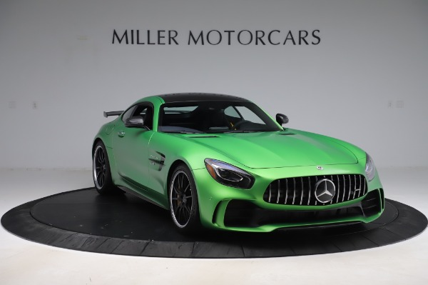 Used 2019 Mercedes-Benz AMG GT R for sale $155,900 at Alfa Romeo of Greenwich in Greenwich CT 06830 11