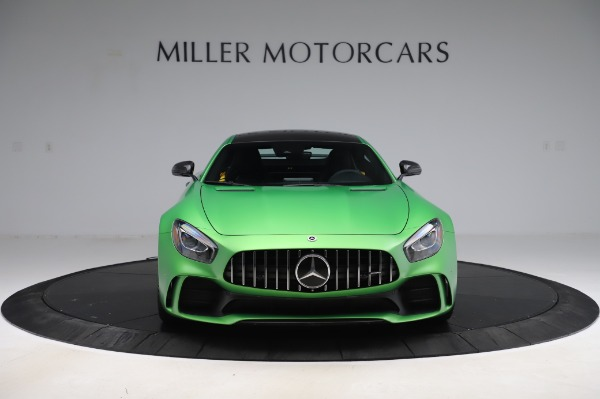 Used 2019 Mercedes-Benz AMG GT R for sale $155,900 at Alfa Romeo of Greenwich in Greenwich CT 06830 12
