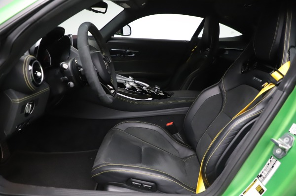 Used 2019 Mercedes-Benz AMG GT R for sale $155,900 at Alfa Romeo of Greenwich in Greenwich CT 06830 14