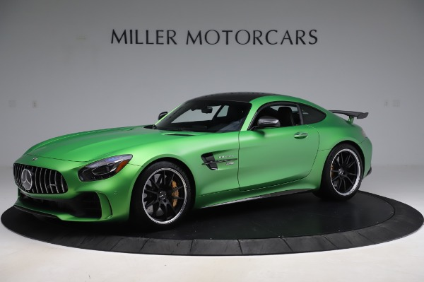 Used 2019 Mercedes-Benz AMG GT R for sale $155,900 at Alfa Romeo of Greenwich in Greenwich CT 06830 2