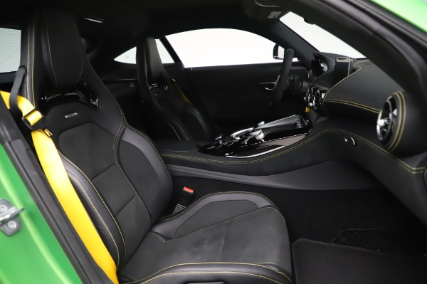 Used 2019 Mercedes-Benz AMG GT R for sale $155,900 at Alfa Romeo of Greenwich in Greenwich CT 06830 20