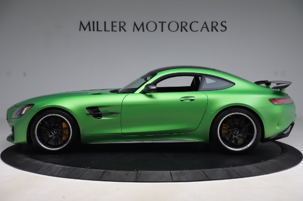 Used 2019 Mercedes-Benz AMG GT R for sale $155,900 at Alfa Romeo of Greenwich in Greenwich CT 06830 3