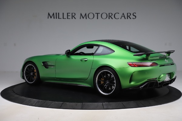 Used 2019 Mercedes-Benz AMG GT R for sale $155,900 at Alfa Romeo of Greenwich in Greenwich CT 06830 4