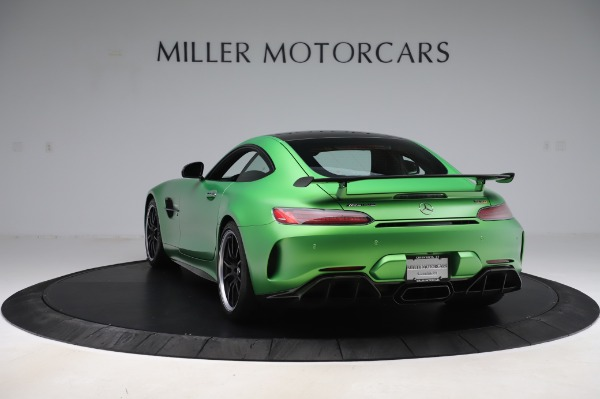Used 2019 Mercedes-Benz AMG GT R for sale $155,900 at Alfa Romeo of Greenwich in Greenwich CT 06830 5