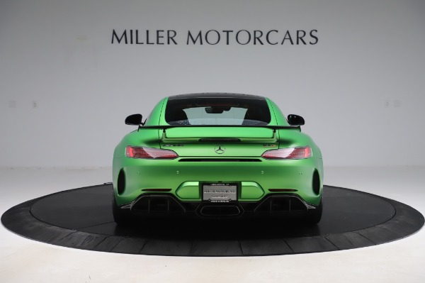 Used 2019 Mercedes-Benz AMG GT R for sale $155,900 at Alfa Romeo of Greenwich in Greenwich CT 06830 6