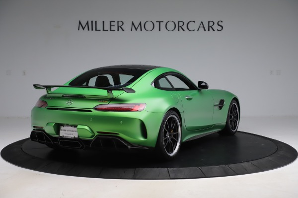 Used 2019 Mercedes-Benz AMG GT R for sale $155,900 at Alfa Romeo of Greenwich in Greenwich CT 06830 7