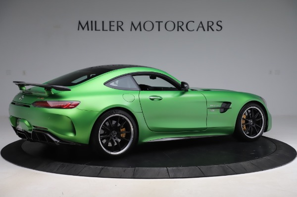 Used 2019 Mercedes-Benz AMG GT R for sale $155,900 at Alfa Romeo of Greenwich in Greenwich CT 06830 8