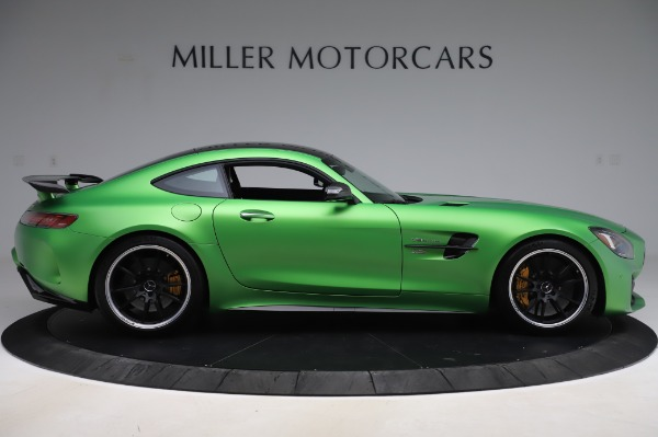 Used 2019 Mercedes-Benz AMG GT R for sale $155,900 at Alfa Romeo of Greenwich in Greenwich CT 06830 9