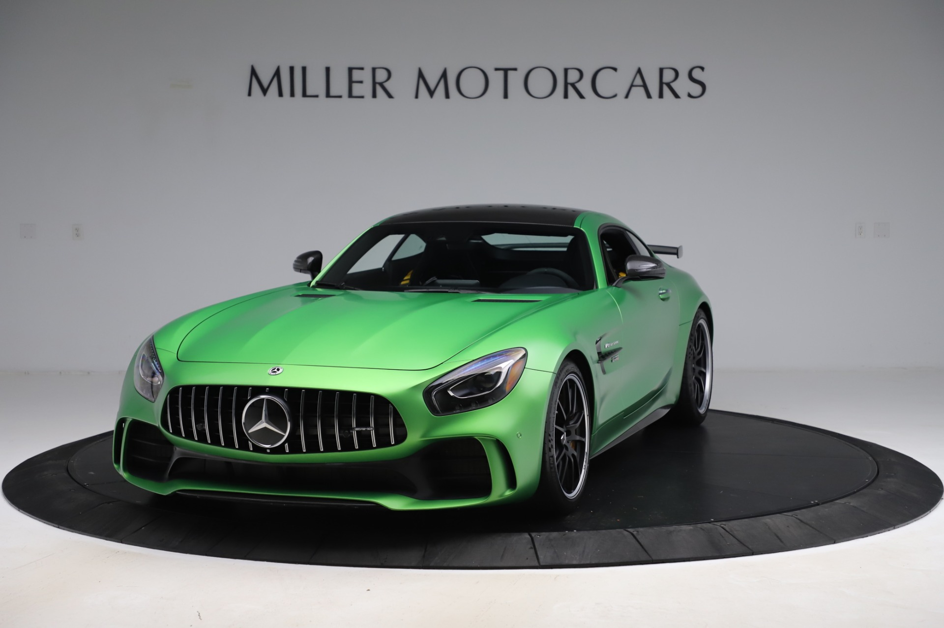 Used 2019 Mercedes-Benz AMG GT R for sale $155,900 at Alfa Romeo of Greenwich in Greenwich CT 06830 1